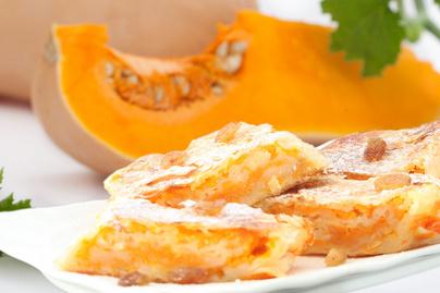 Édes, fahéjas sütőtökös rétes: kész réteslapokból is tökéletes lesz
