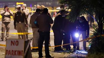 Pokolgép robbant Izrael indiai nagykövetségénél