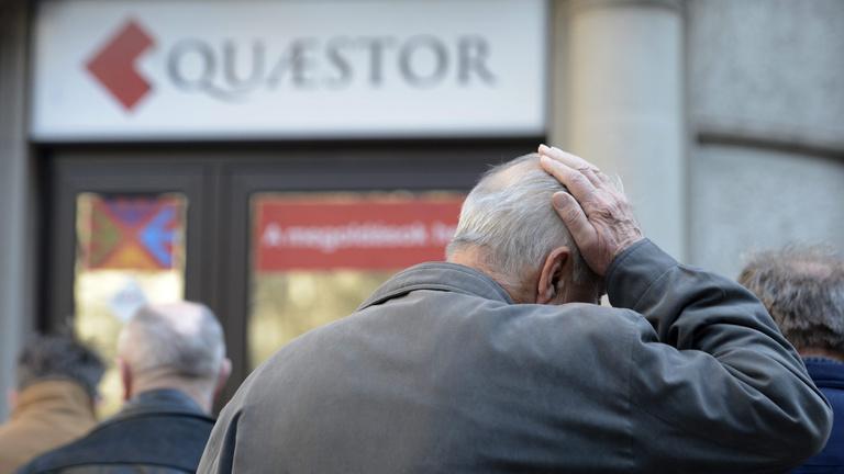 Quaestor-ügy: a károsultak még mindig futnak a pénzük után