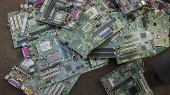 Fél fogunkra elég lehet – Mennyi aranyat nyerhetünk ki a számítógépünkből?