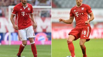 Koronavírusos a Bayern München két játékosa