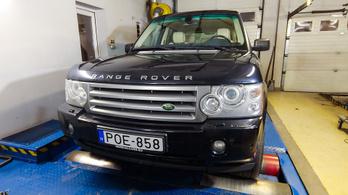 Totalcar Erőmérő: Rover TDV8 – 2007.