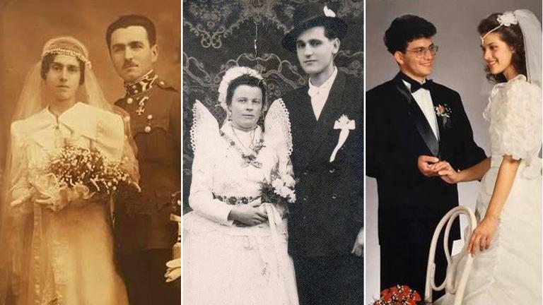Most kiderülhet, megvan-e még az esküvői fotója