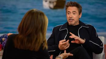 Robert Downey Jr. tényleg Vasember akart lenni, de most mégis egész mással foglalkozik