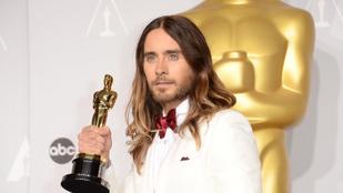 Jared Leto elvesztette az Oscar-díját