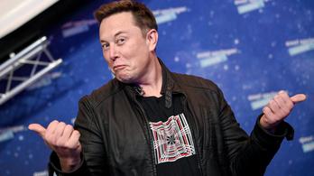 Elon Musk tweetelt a Cyberpunk 2077-ről, kilőtt az árfolyam