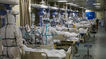 Újabb vuhani kórházban vizsgálódott a WHO a járvány eredetét kutatva