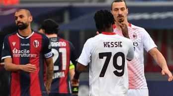A Milan Van Bastenék klubrekordját megdöntve újra győzött