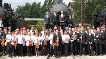 Szőcs Géza emlékére adnak koncertet a MÁV Szimfonikusok