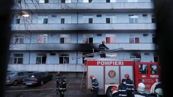 Meghalt a bukaresti kórháztűzből kimenekített egyik beteg