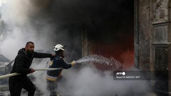 Két robbantás Szíriában, tucatnyi halott
