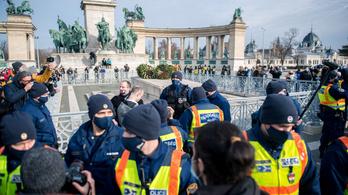 Világhír lett a magyar vendéglátósok vasárnapi tüntetéséből