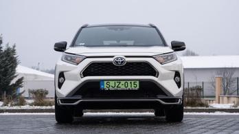 Teszt: Toyota RAV4 PHEV Selection Vip - 2020.