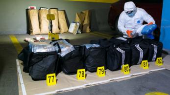 Lecsaptak a rendőrök, ez az elmúlt évek egyik legnagyobb drogfogása Magyarországon