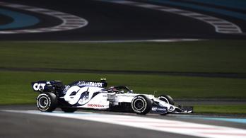 Újabb Formula–1-es pilóta kapta el a koronavírust