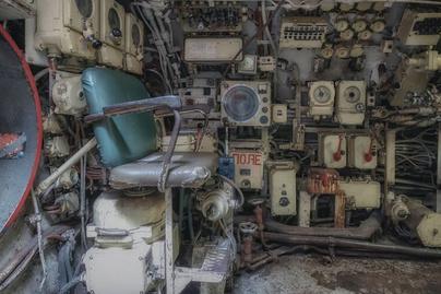 tengeralattjáró-borító