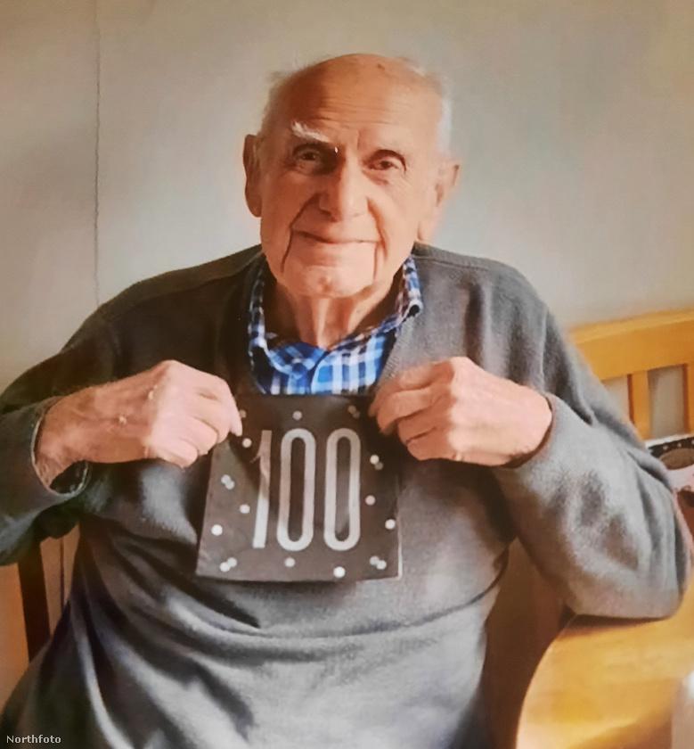 Ron nemrég ünnepelte 100