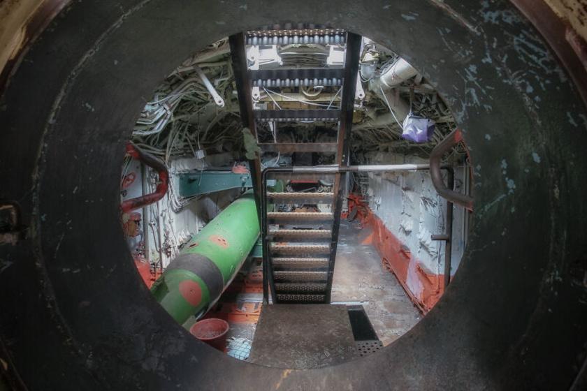 A 641. projekt vagy a Foxtrot tengeralattjárók 1958-ban kerültek a szovjet flottához, majd összesen 75 tengeralattjárót építettek, közülük 17 Lengyelország, Kuba, India és Líbia haditengerészetében szolgált. A projekt már morálisan és technikailag elavult, mire az utolsó tengeralattjáró 1983-ban elkészült.