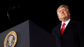 Megint Nobel-békedíjra jelölték Donald Trumpot