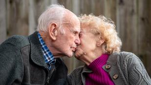 Ez a 98 éves nő 80 év házasság után elárulta, mi a jó párkapcsolat titka