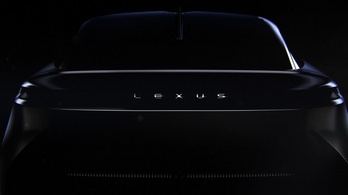 Arculatváltás jön a Lexusnál?