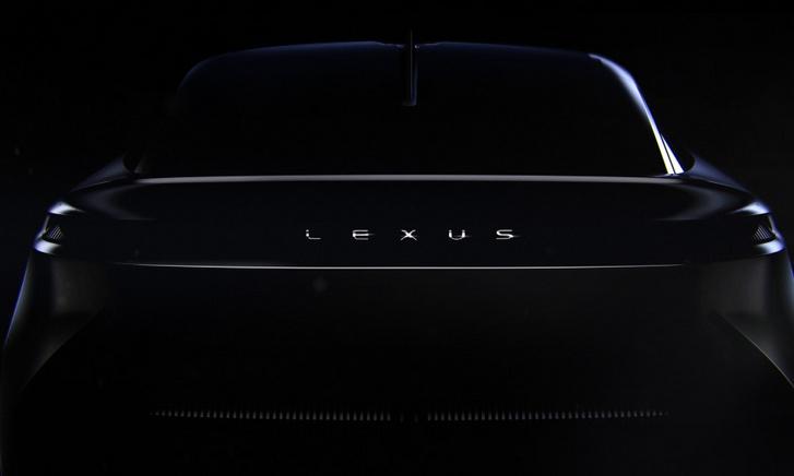 lexus newface tsr