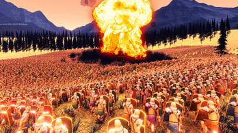 Sosem látott gigacsaták jönnek az Ultimate Epic Battle Simulatorban 2-ben