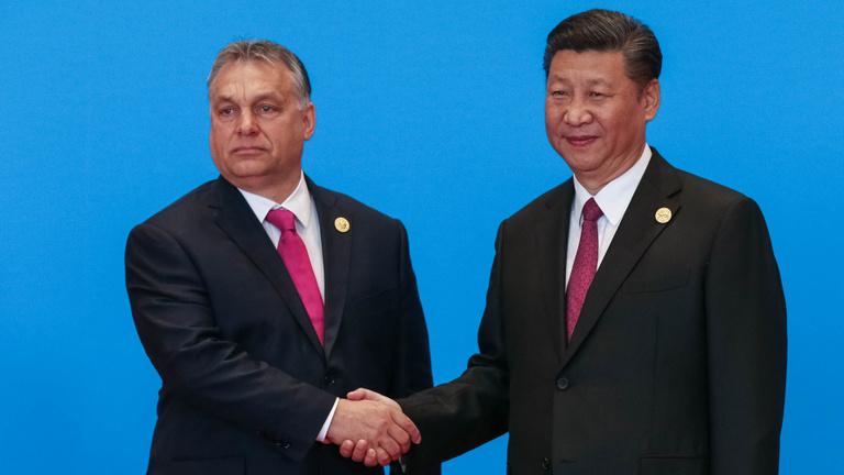 Orbán Viktor elsőként jelezte részvételi szándékát a kínai fórumon