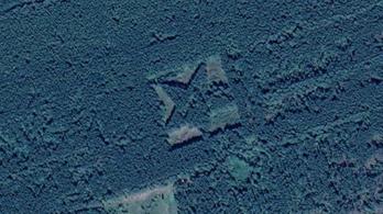 Szovjet geoglifák a múltból