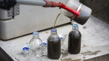 Baljós folyamatot jelez a szennyvíz koronavírus-koncentrációja