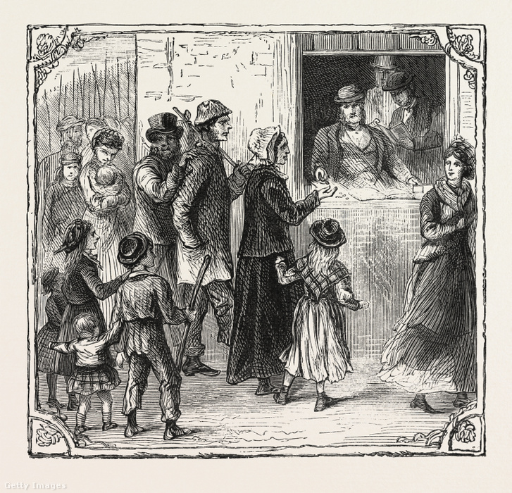 Fizetési nap, 1876