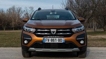 Bemutató: Dacia Sandero, Sandero Stepway és Logan