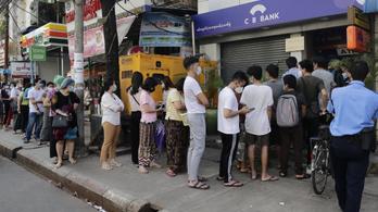 Biden szankciókat ígért Mianmar ellen, súlyos csapást jelenthet a gazdaságra