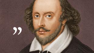 Kvíz: Melyik Shakespeare-drámából származik a híres idézet?