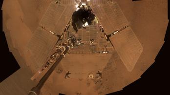 Az Antarktiszon bukkantak a Marson gyakori ásványra
