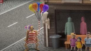 Rekordhosszú péniszével játszik a főhős egy dán rajzfilmben
