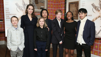 Angelina Jolie-nak sem könnyű a pandémia