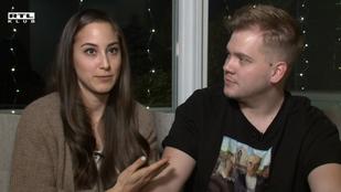 Palácsik Lilla a szülés után elhidegült párjától, ami a férfinak eddig fel sem tűnt