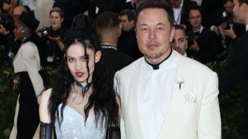 Elon Musk barátnője a Marsra költözne