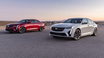 A Cadillac túllicitálja a német luxusautókat
