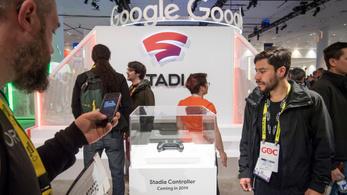 A Google Stadia bezárja a saját játékait fejlesztő részleget