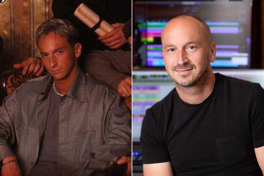 Rakonczai Viktor 1999-ben a V.I.P. zenekar albumborítóján, és 2020-ban a Tények Plusz című műsorban.