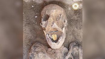 Beszédhibás lehetett a kétezer éves múmia