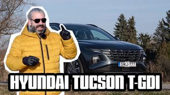 Teszt: Hyundai Tucson - 2021.