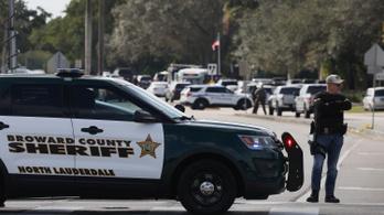 Lelőttek öt FBI-ügynököt Floridában
