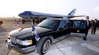 Amikor az elnöki Cadillac még autó volt