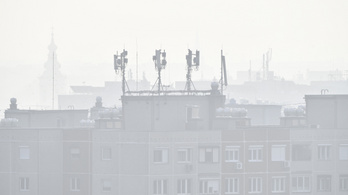 Egyre több helyen rossz a levegő