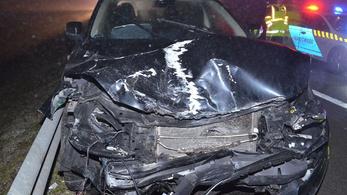 Őrizetbe vették a sofőrt, aki miatt meghalt egy 11 éves kislány az M6-oson