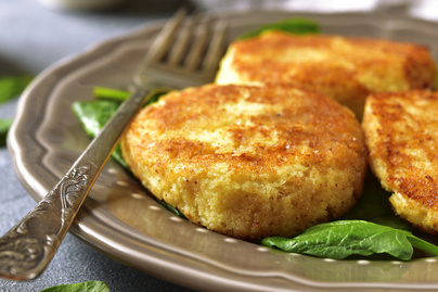 Laktató karfiolfasírt sajttal és baconnel – Gyors ebéd vagy vacsora