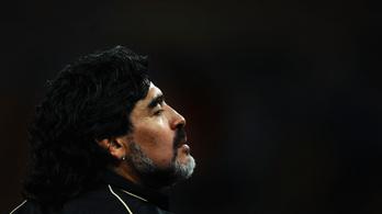 Már nem Diego Maradona nevét viseli az argentin Ligakupa